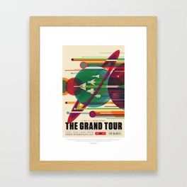 The Grand Tour Framed Art Print