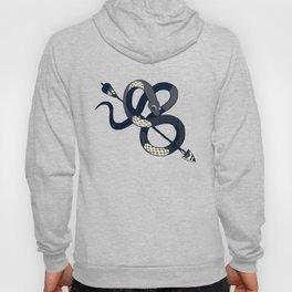 black snake Hoody