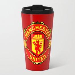 Manchester United Travel Mug