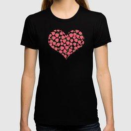 Strawberry Sweet Minis - Pink T-shirt