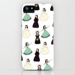 Cosettes iPhone Case