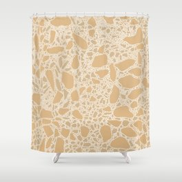 Terrazzo AFE_T2019_S6_3 Shower Curtain