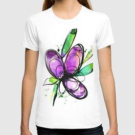 Ecstasy Bloom 10 by Kathy Morton Stanion T-shirt