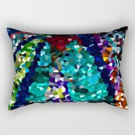 Traveler's Soul Route 66  Rectangular Pillow