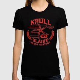 Krull Glaive Beast Slayers Athletic Gear T-shirt