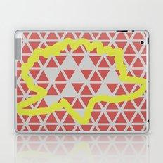 Geometric vs. Organic  Laptop & iPad Skin
