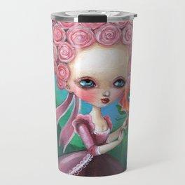 Rose Marie Antoinette Travel Mug