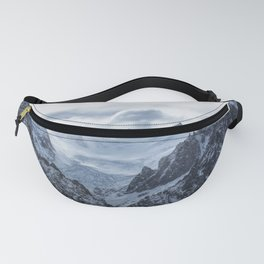 Mountains 14 Fanny Pack