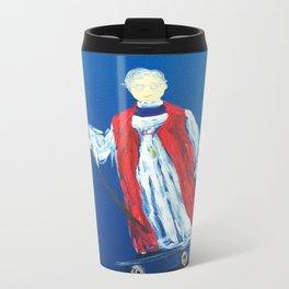 The Bishop's Day Off Travel Mug