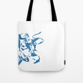 Follow the Blue Herd #154 Tote Bag