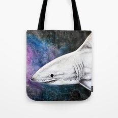 Great White Shark II Tote Bag
