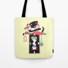 Alice Banner Tote Bag