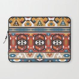 American indian ornate pattern design Laptop Sleeve