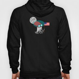 Where No Octopus Has Gone Before Hoody