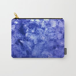 Jellyfish ocean Carry-All Pouch