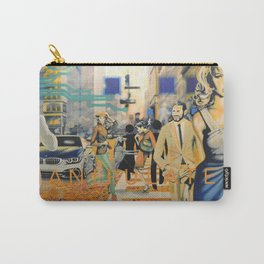 Manipulated by Dustin Joyce. Carry-All Pouch