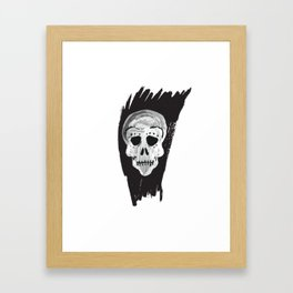 La Muerte Framed Art Print