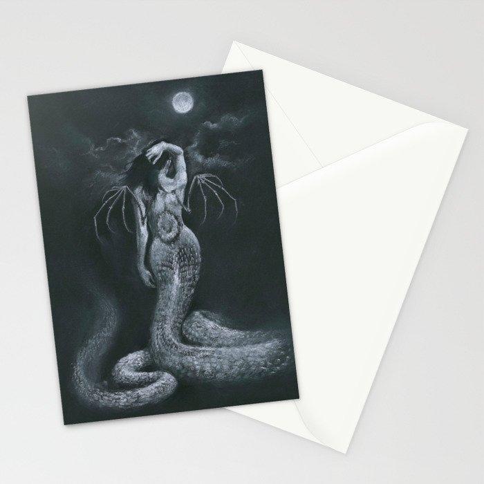 Serpentine Stationery Cards