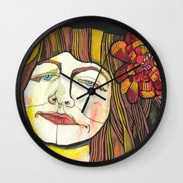 BELIEVE WOMEN Wall Clock
