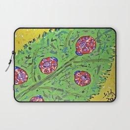 The Lady Bug Shenanigans Laptop Sleeve