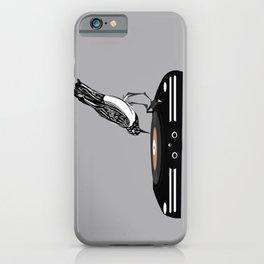 DJ magpie iPhone Case