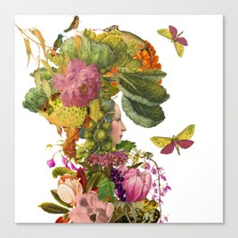 Magic Garden XI Canvas Print