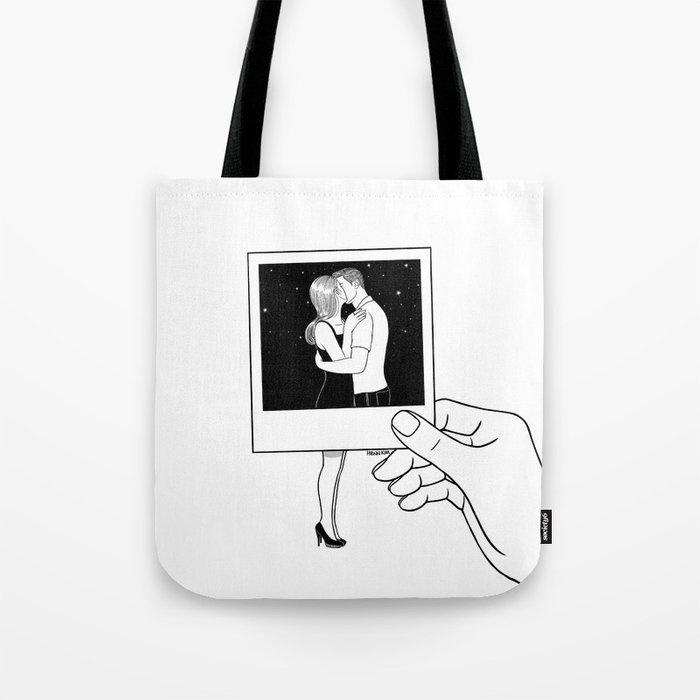 We used to be together Tote Bag