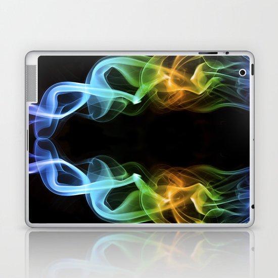 Smoke Photography #18 Laptop & iPad Skin