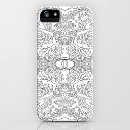 Other Worlds: Eye of the Beholder iPhone Case