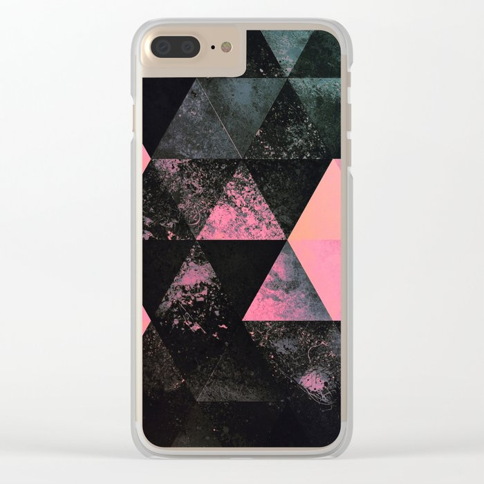 tyttyrs Clear iPhone Case