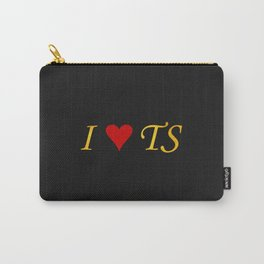 I LOVE TS Carry-All Pouch