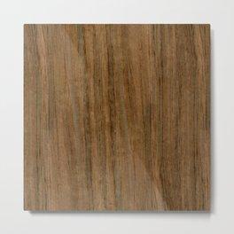 Etomie (Flat Cut) Wood Metal Print
