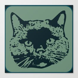 cathead 2b Canvas Print