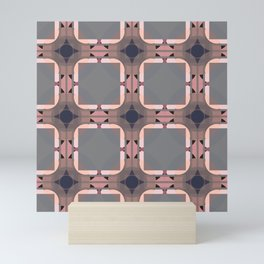 "Abstract Streets ""Chitauli"" Mini Art Print"