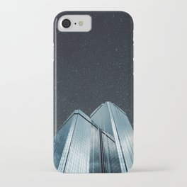 City of glass (1983) iPhone Case