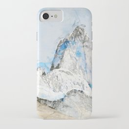 Fitz Roy, Patagonia South America iPhone Case
