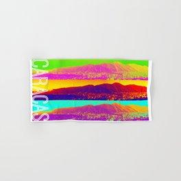 Caracas de colores Hand & Bath Towel