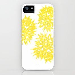 Sunshine on Leith iPhone Case
