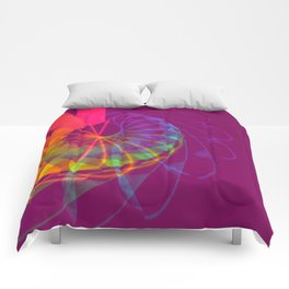 Exhilarating Color Comforters