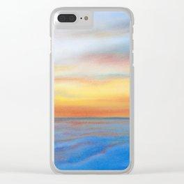 Farewell Florida Clear iPhone Case