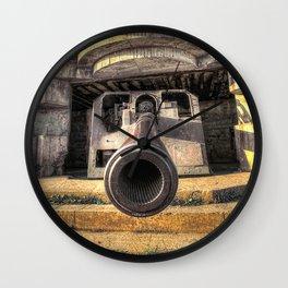 WWII Wall Clock