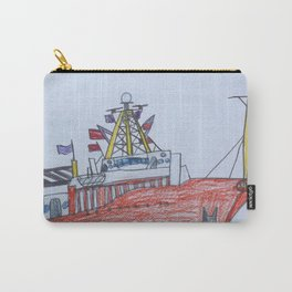 Ship Ahoy! Carry-All Pouch