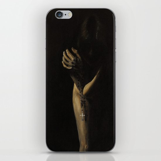 Affliction iPhone & iPod Skin