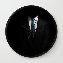 Dress Code... Wall Clock