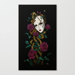 Ego´s death Canvas Print