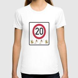 20 anniversary T-shirt