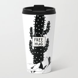 Free Hug Kills Travel Mug