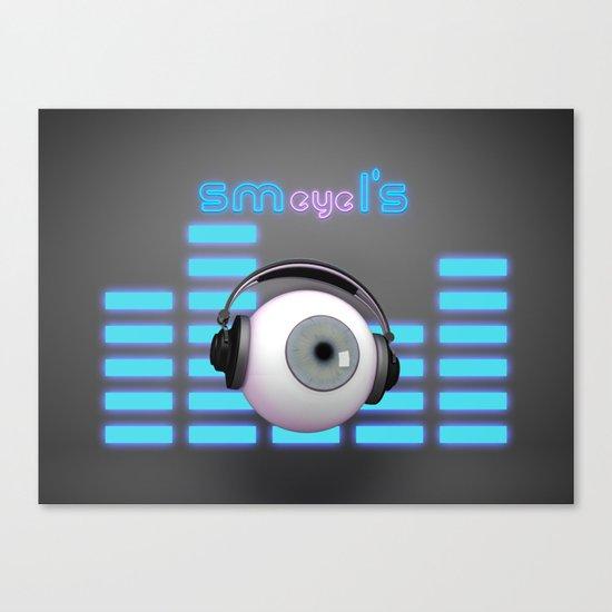 SMeyeL's Canvas Print