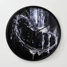 """""""Spherical motion"""" Wall Clock"""