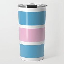 Transexual Pride Travel Mug
